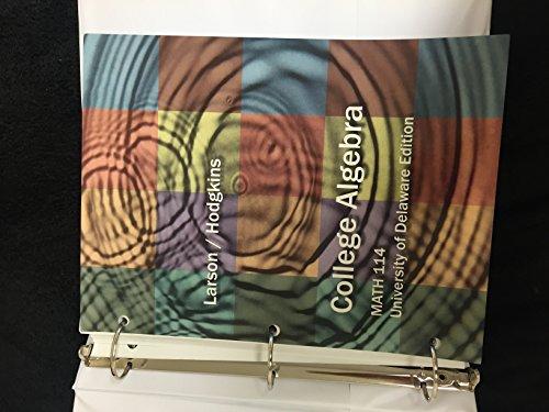 9781285025742: Bndl: ACP College Algebra Udel, 2nd Edition