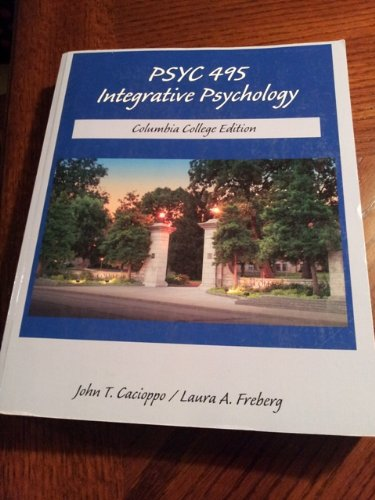 Discovering Psychology: John T Cacioppo