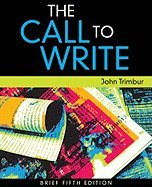 9781285027203: The Call to Write