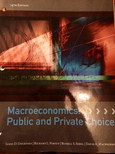 9781285032023: Custom FSU - Gwartney Macroeconomics