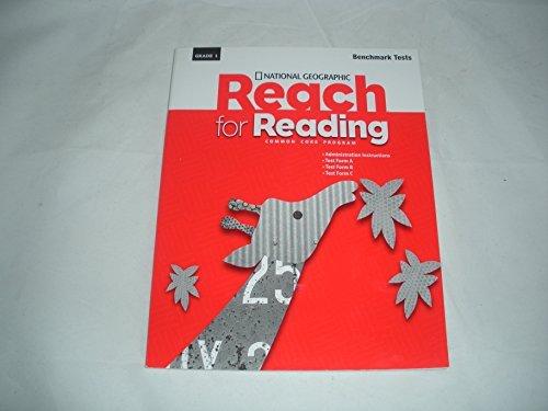9781285037998: Reach for Reading Common Core Program, Grade 1 Benchmark Tests