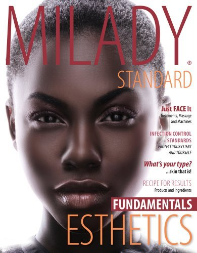 9781285042336: Milady Standard Esthetics + Workbook + Exam Review for Milady Standard Esthetics Pkg