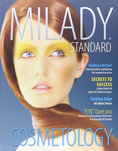 Milady's Standard Cosmetology 2012 (1285043626) by Frangie, Catherine M.; Barnes, Lisha