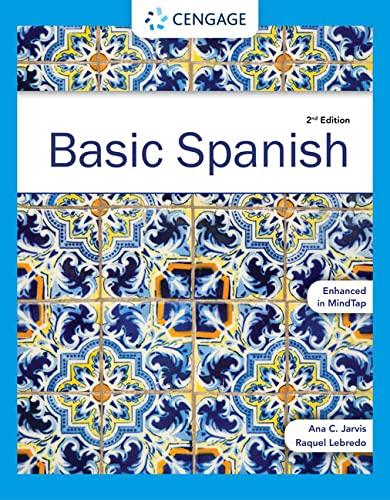9781285052083: Basic Spanish Enhanced Edition: The Basic Spanish Series (World Languages)