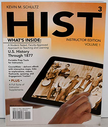 9781285053486: Ie for Hist Vol 1