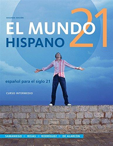 9781285053622: El mundo 21 hispano Cuaderno para los hispanohablantes