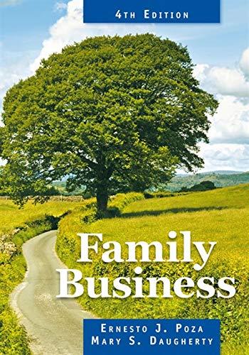 9781285056821: Family Business (MindTap Course List)