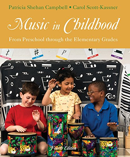 9781285057477: Music in Childhood: From Preschool through the Elementary Grades (with Premium Website Printed Access Card)
