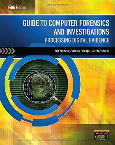 9781285060033: Guide to Computer Forensics and Investigations (with DVD)