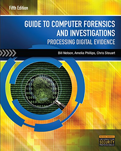 9781285060200: Guide to Computer Forensics and Investigations (Book Only)