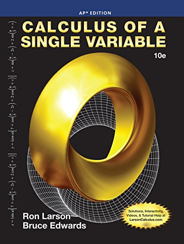 9781285060330: Calculus of a Single Variable
