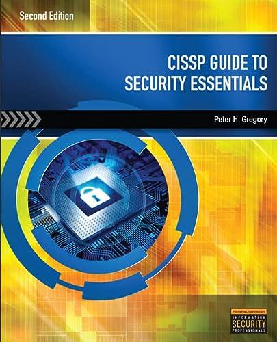 9781285060422: CISSP Guide to Security Essentials