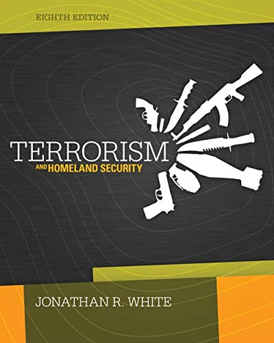 9781285061962: Terrorism and Homeland Security