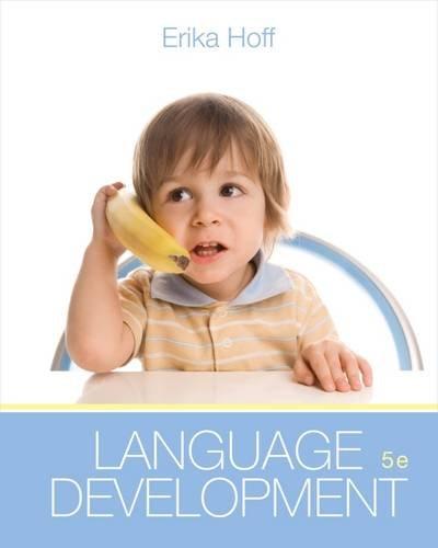 9781285062068: Cengage Advantage: Language Development (Cengage Advantage Books)