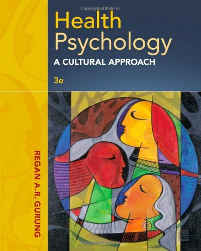 9781285062112: Health Psychology: A Cultural Approach