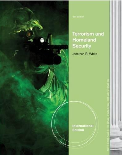 9781285062273: Terrorism and Homeland Security, International Edition