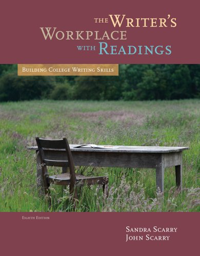9781285063843: The Writer's Workplace with Readings: Building College Writing Skills