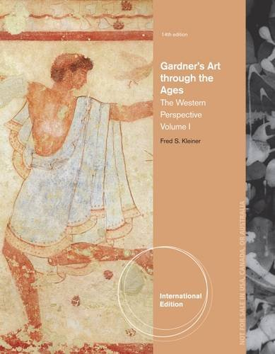 9781285065052: Gardner's Art Through the Ages: Volume 1: The Western Perspective