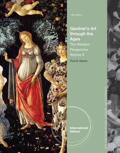 9781285065069: Gardner's Art Through the Ages: Volume II: The Western Perspective