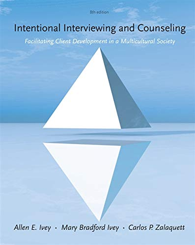 9781285065359: Intentional Interviewing and Counseling: Facilitating Client Development in a Multicultural Society