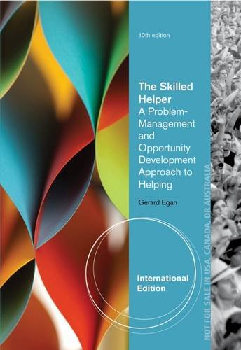9781285065786: Skilled Helper: A Problem-Management and Opportunity-Development Approach to Helping