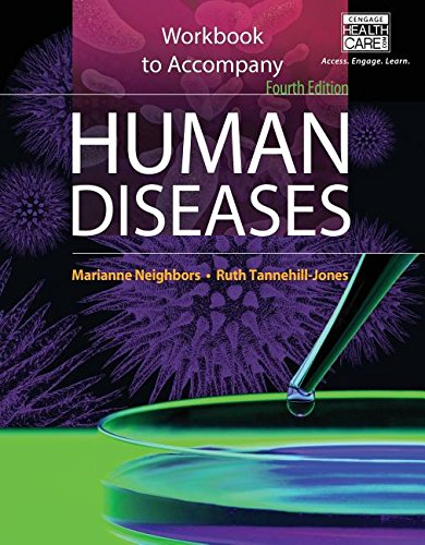 9781285065939: Workbook for Neighbors/Tannehill-Jones' Human Diseases