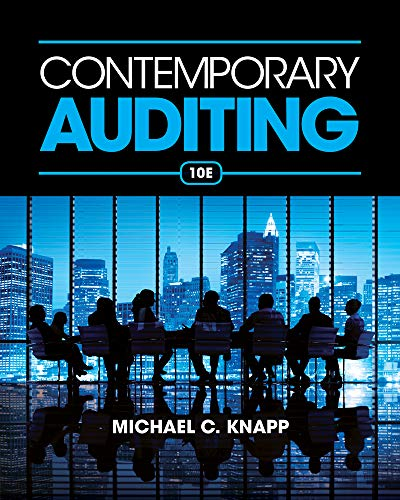 9781285066608: Contemporary Auditing