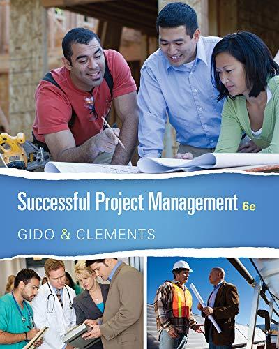 Successful Project Management: Clements, James