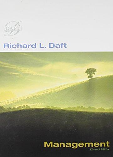 Management: Daft, Richard L.