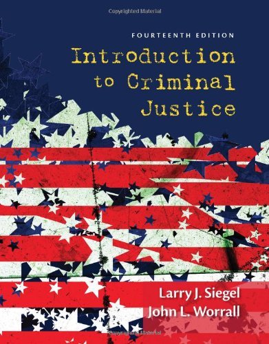 9781285069012: Introduction to Criminal Justice