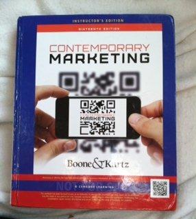 9781285069319: Contemporary Marketing