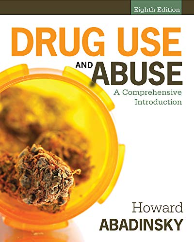 9781285070278: Drug Use and Abuse: A Comprehensive Introduction