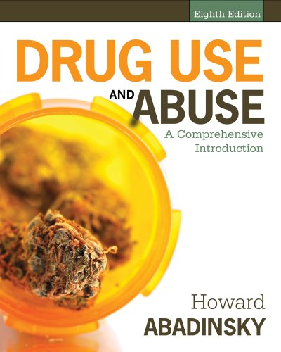 9781285070520: Cengage Advantage Books: Drug Use and Abuse: A Comprehensive Introduction