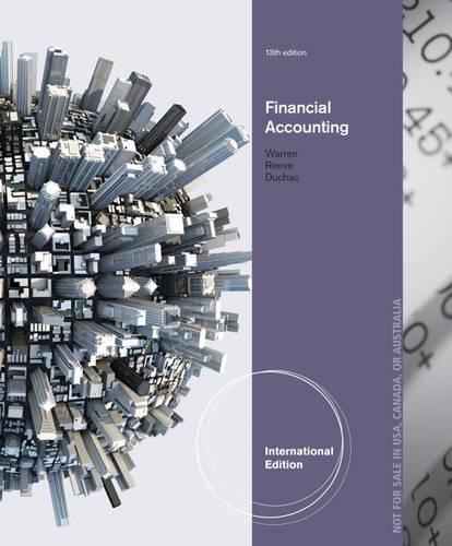 9781285073088: Financial Accounting