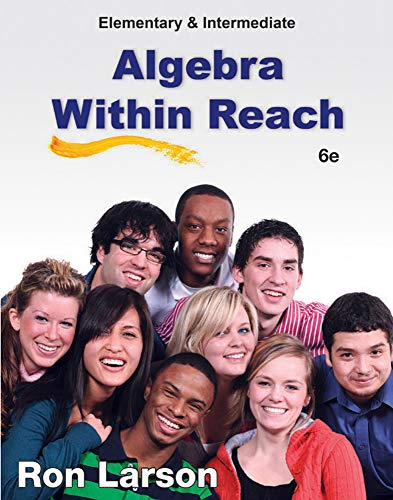 9781285074672: Elementary and Intermediate Algebra: Algebra Within Reach