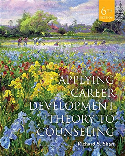 9781285075440: Applying Career Development Theory to Counseling
