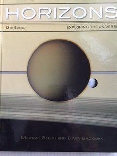 9781285075891: K12hs Horizons Expl Universe L, Seeds/Backman
