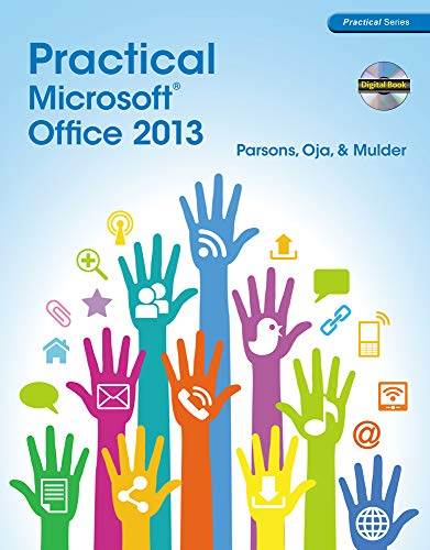 9781285075990: Practical Microsoft Office 2013 (with CD-ROM) (New Perspectives)