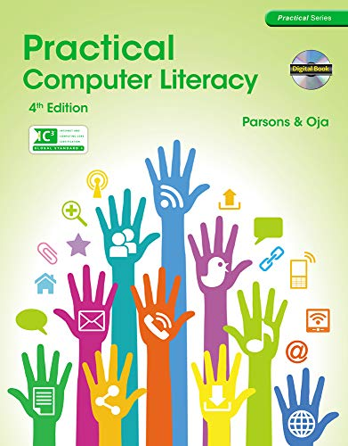 9781285076775: Practical Computer Literacy (with CD-ROM) (New Perspectives)