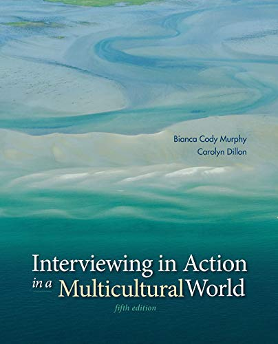 9781285077147: Interviewing in Action in a Multicultural World (Book Only)