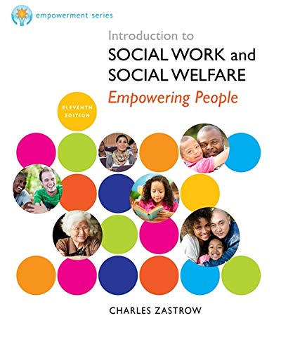 9781285077178: Brooks/Cole Empowerment Series: Introduction to Social Work and Social Welfare