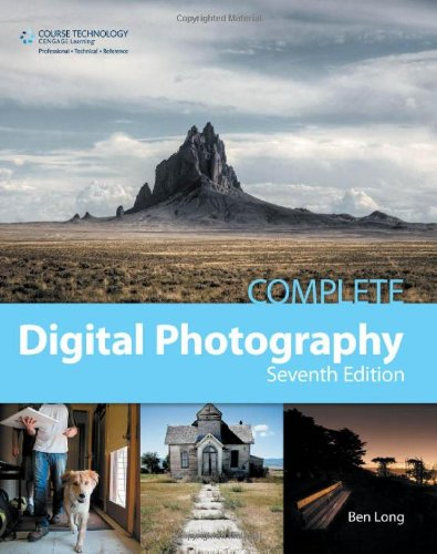 9781285077260: Complete Digital Photography