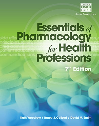 9781285077888: Essentials of Pharmacology for Health Professions