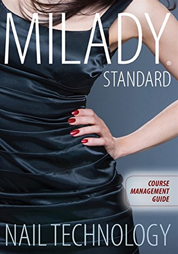 9781285080482: Course Management Guide for Milady's Standard Nail Technology