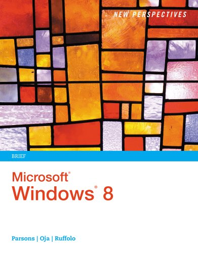 9781285080918: New Perspectives on Microsoft Windows 8, Brief