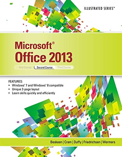 9781285082257: Microsoft Office 2013: Illustrated, Second Course