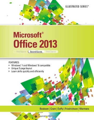 9781285082264: Microsoft Office 2013: Illustrated, Second Course