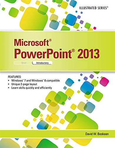9781285082592: Microsoft PowerPoint 2013: Illustrated Introductory