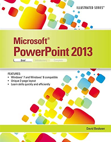 9781285082615: Microsoft PowerPoint 2013: Illustrated Brief