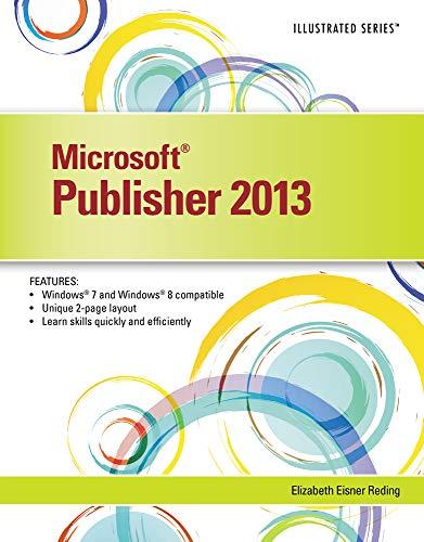 9781285082714: Microsoft Publisher 2013: Illustrated